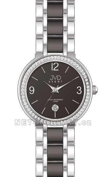 Náramkové hodinky JVD steel J4101.2.2 151832