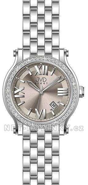 Náramkové hodinky JVD steel W08.1.2 151793