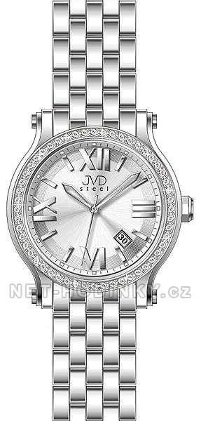 Náramkové hodinky JVD steel W08.2.1 151785