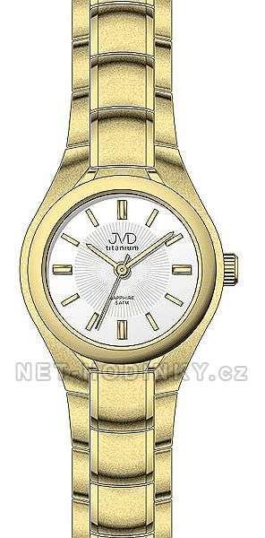 Náramkové hodinky JVD titanium J5022.1.1 151838