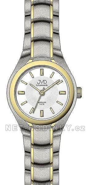 Náramkové hodinky JVD titanium J5022.3.1 151840