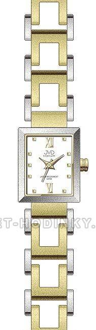 Náramkové hodinky JVD titaniumJ5021.2.1 151188