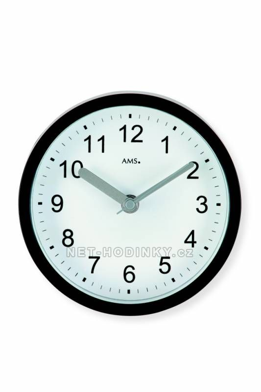 Nástěnné hodiny AMS 5926, 5927, 5928 149921 Hodinářství