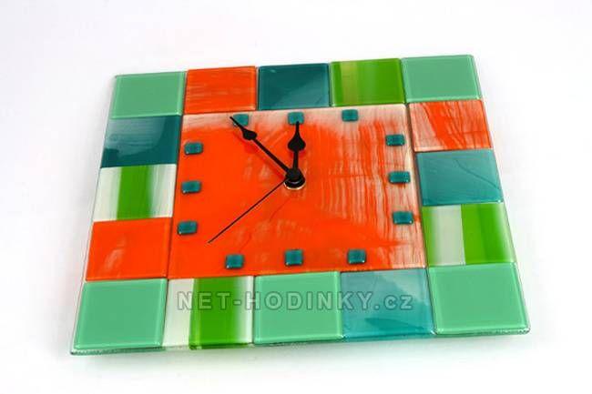 autorské hodiny Nástěnné hodiny designové 150511