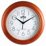 Nástěnné hodiny dřevěné MPM FR26Q, FR26M  150444