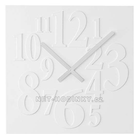 Nástěnné hodiny JVD basic H52.1.2 151666