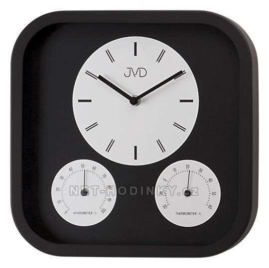Nástěnné hodiny JVD H1525.1.1 151743 Nástěnné hodiny JVD H1525.1.1