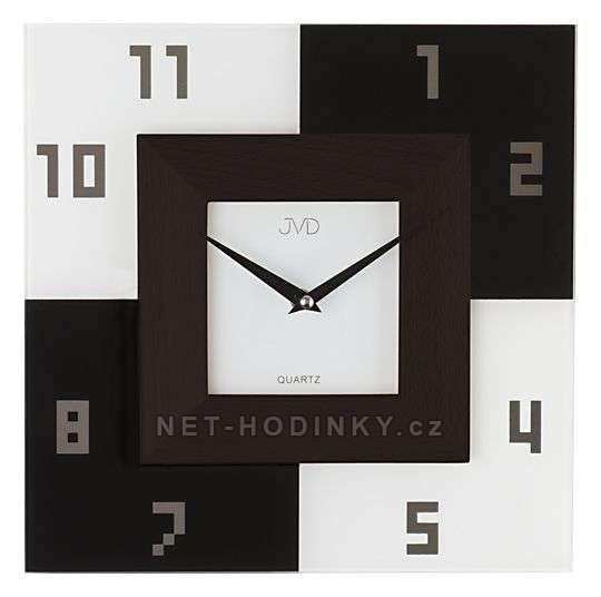 Nástěnné hodiny JVD N204 151707 N204.11.2