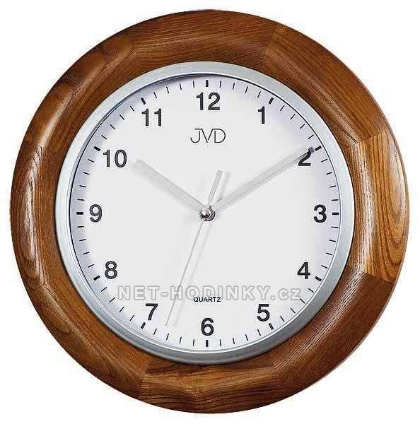 Nástěnné hodiny JVD N26065.23.C 151709 N26065.68.1