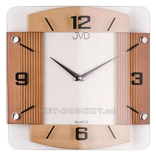 Nástěnné hodiny JVD quartz N11060.68.1, N11060.11.2 151685 N11060.68.1