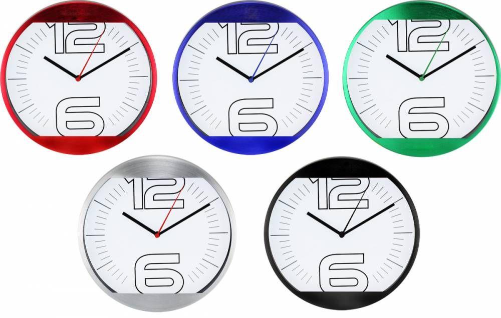 Nástěnné hodiny kovové MPM M2810 E 147467 MPM Quality Hodinářství