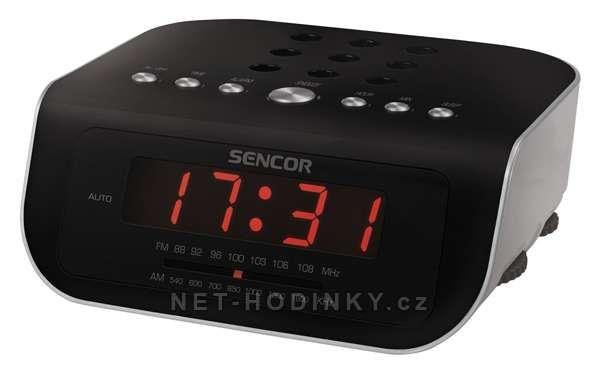 Radiový budík Sencor 151600