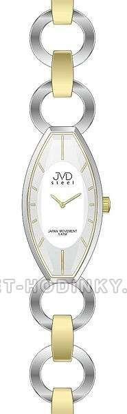 Dámské náramkové hodinky JVD steel J4094.2.2 152201