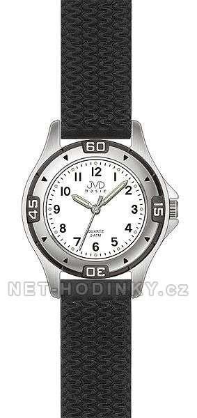 Dětské náramkové hodinky JVD basic J7033.1.1, J7033.5.5 152199 J7033.1.1