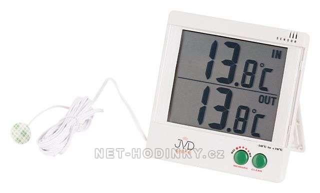 Digitalní teploměr JVD system T217 152046