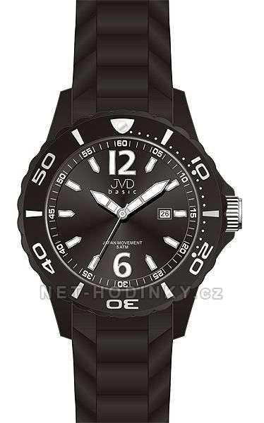 Náramkové hodinky JVD basic J3001.1.1, J3001.2 151915 J3001.1.1