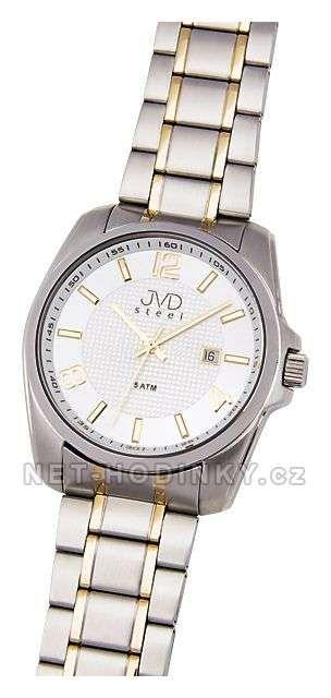 Náramkové hodinky JVD steel H05.2.2 151945