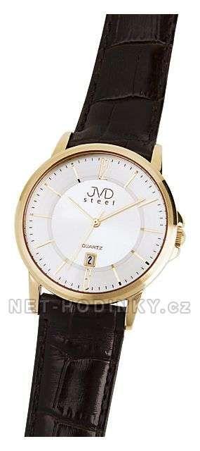 Náramkové hodinky JVD steel H40.2.2 151948