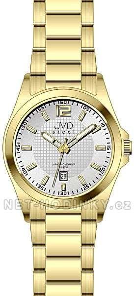 Náramkové hodinky JVD steel J1041.6.1 151932