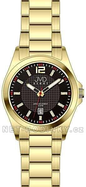 Náramkové hodinky JVD steel J1041.7.2 151933