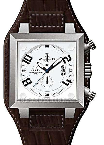 Náramkové hodinky JVD steel J1055.2.2, J1055.1.1 151974 J1055.1.1