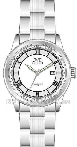 Náramkové hodinky JVD steel J1083.2.2 151921