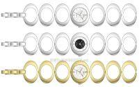 Náramkové hodinky JVD steel J4107.1.1 152319 Hodiny