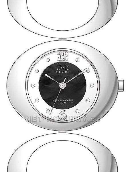Náramkové hodinky JVD steel J4107.2.2 152320