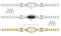 Náramkové hodinky JVD steel J4108.1.1, J4108.2.2, J4108.3.3 152366 Hodiny