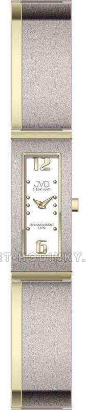 Náramkové hodinky JVD titanium J5020.2.2 152194