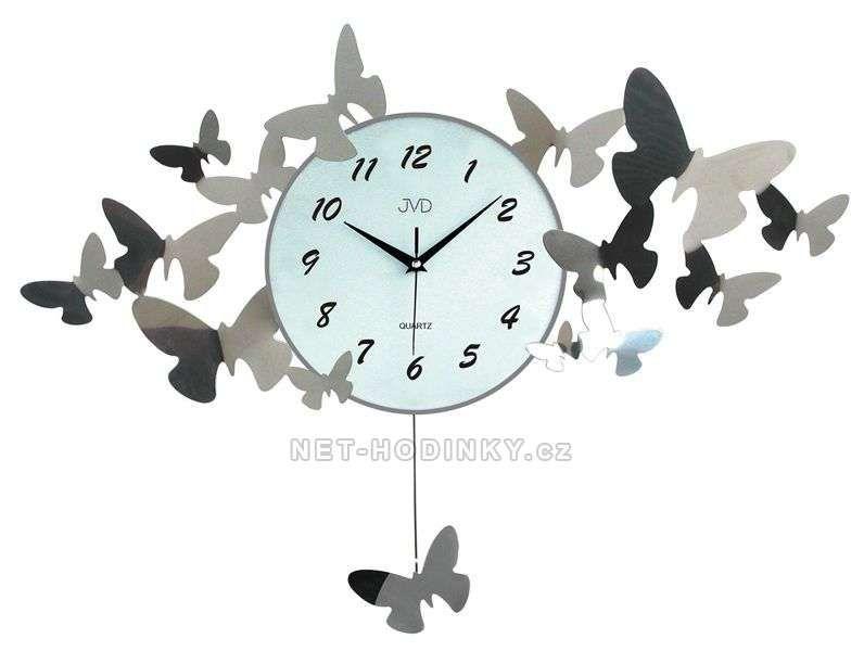 Nástěnné designové hodiny JVD HJ01.2 152205