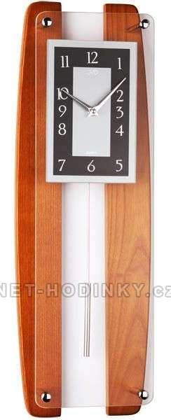 Nástěnné hodiny JVD quartz N12033.41.2, N 12033. 68.1 152327 N 12033. 68.1