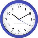 Nástěnné hodiny plastové kulaté HC2011.1 152101
