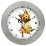 Nástěnné kovové hodiny JORKŠÍR... 153130