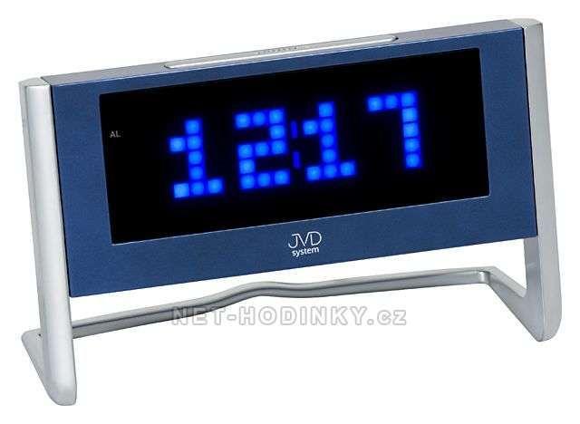 SB 1252 - Svítící budík JVD system 152029 SB1252.0