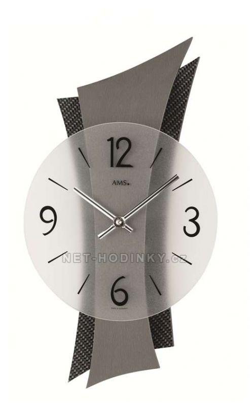 Hodiny quartzové AMS 9400 hodiny na zeď 154167 Hodiny