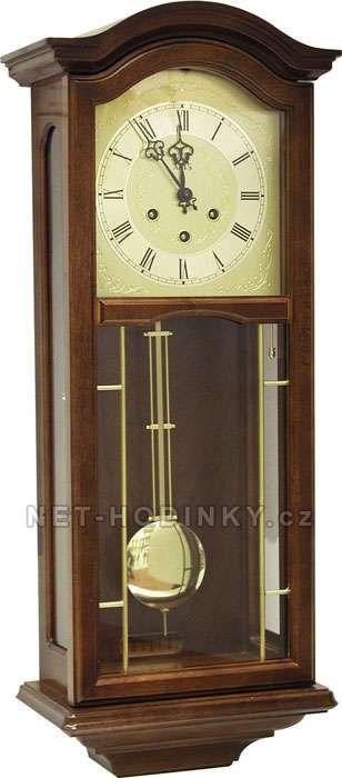 Mechanické kyvadlové hodiny AMS 2651/1 ořech, AMS 2651/9 třešeň 154137 ams 2651/1 ořech