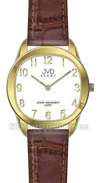 Náramkové dámské hodinky JVD steel J4115.2.2 153994 Hodiny
