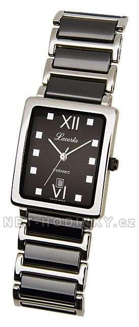 JVD Náramkové dámské hodinky LACERTA 775484K2, 775485K2 153837 775484K2
