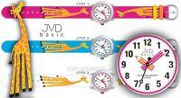 Náramkové dětské hodinky J7121.1 růžová, J7121.2 modrá, J7121.3 bílá 154024 JVD Hodiny