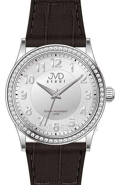 Náramkové hodinky dívčí JVD steel J1085.1.1, J1085.2.2, J1085.3.3 154283 j1085.3.3