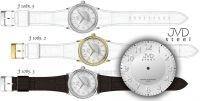 Náramkové hodinky dívčí JVD steel J1085.1.1, J1085.2.2, J1085.3.3 154283 Hodiny