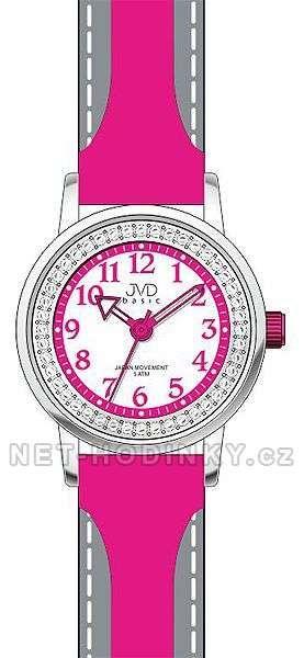 Náramkové hodinky JVD basic J7089.4, J7089.6, J7089.7 153835 J7089.4.4