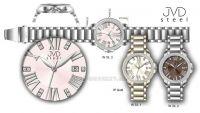Náramkové hodinky JVD steel W33.1.1 154008 Hodiny