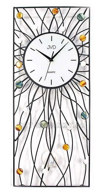 Nástěnné hodiny JVD design HJ42.2 154268