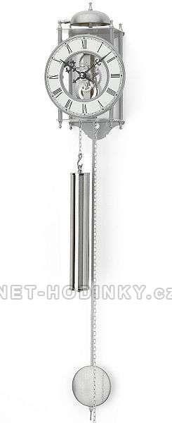 Originální mechanické kyvadlové kovové hodiny AMS 304 154141 Hodiny