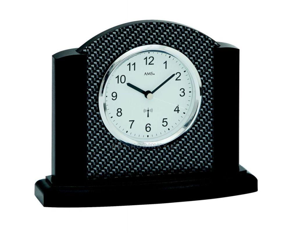 Dřevěné stolní hodiny AMS 5123/11, AMS 5123/18 154842 AMS 5123/18