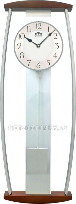 Kyvadlové nástěnné hodiny FE07.3052.9LW QUARTZ dřevěné 154388 Hodiny