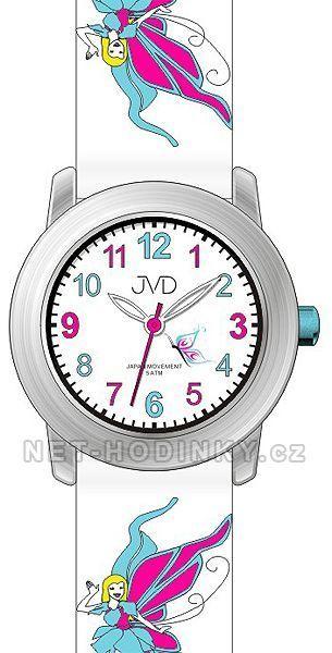 Náramkové dětské hodinky JVD J7161.2.2, J7161.1.1 154794 J7161.1.1