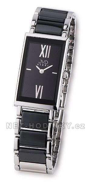 Náramkové hodinky dámské JVD steel W23.1.4, W23.2.5 154301 Hodiny